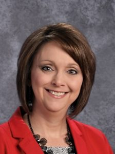 Photo of Pyrtle Principal, Kristen Finley